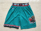 NEW Memphis Grizzlies Retro Mesh Green Basketball Shorts Size: S-XXL on eBay