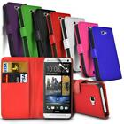 "For Alcatel One Touch Pixi 3 (4.5"") 4027- Leather Wallet Book Style Case comprar usado  Enviando para Brazil"