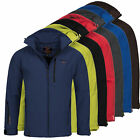Geographical Norway Herren Jacke Softshelljacke Regen Softshell Sport TonyHood