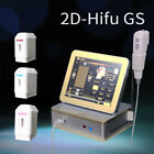 Fast treatment wrinkle remover 2D portable hifu face lift machine with CE