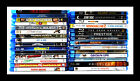 (Lot of 30) Assorted Bluray Movies Collection 12 Years A Slave (1706)