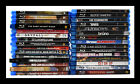 (Lot of 30) Assorted Bluray Movies Collection Lord of the Rings Trilogy (1707)