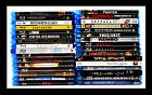 (Lot of 30) Assorted Bluray Movies Collection Straight Compton (1703)