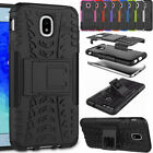 Rugged Protective Hybrid Case Cover For Samsung A3 A5 A7 2017/A6 A8 Plus 2018