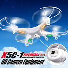 Professional Wide Angle 2.4GHz 6 Axis Quadcopter HD Camera RC Drone WiFi FPV KY