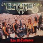 TESTAMENT - LIVE AT EINDHOVEN. 1987 ISSUE 7802261