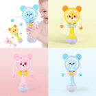 Baby shaker sand hammer musical toy baby flash rattles toy kids education toysBH