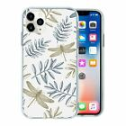 Dragonfly Insect Pattern TPU Back Case Cover For Mobile Phone - S10014