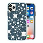 Abstract Geometric Pattern TPU Back Case Cover For Mobile Phone - S10323
