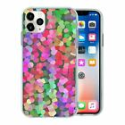 Abstract Geometric Pattern TPU Back Case Cover For Mobile Phone - S10338