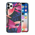 Tropical Art Pattern TPU Back Case Cover For Mobile Phone - S10274