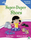Rigby Star Phonic Guided Reading Blue Level: Super Duper Shoes Teac.. BOOK NUEVO