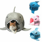 Shark Warm Washable Cushion Mat Dog Cat Pet Basket House Pad Tent Bed 5 Colors