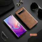 X-Level For Samsung Galaxy S10 E Plus Case Bumper Ultra-thin Leather Back Cover