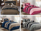 DCP 7Pcs Collection Bed in Bag  Microfiber Comforter Set, King Queen Cal King image