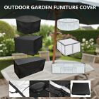 Внешний вид - 4-10Seaters Table Set Waterproof Cover Garden Patio Furniture Shelter Outdoor  !