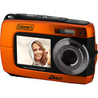 Coleman Duo2 18.0 MP HD Underwater Digital & Video Camera NEW