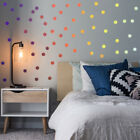 Polka Dot Wall Art Vinyl Stickers Decals Kids Circle Spots Child - 29 Colours!