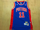 Detroit Pistons #11 Isiah Thomas Retro Blue Basketball Jersey Size: S - XXL on eBay