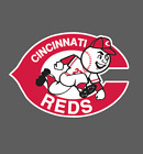 Cincinnati Reds Vintage Logo 1968 - 1992 Sticker Vinyl Vehicle Laptop Decal on Ebay