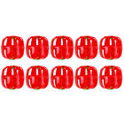 10 Pcs Pet Puppy Fetch Ball Toy Treats and Chews Teeth Training Toy Dog Toys