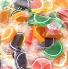 Внешний вид - Jelly Candy Fruit Slices, Individually Wrapped, Assorted Flavors Bulk Candy