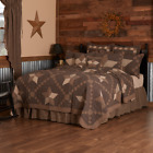 FARMHOUSE STAR QUILT SET & ACCESSORIES. CHOOSE SIZE & ACCESSORIES. VHC BRANDS image