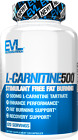 Evlution Nutrition L-Carnitine 500mg | Fat Burner, Lean Muscle & Muscle Recovery $14.99 USD on eBay