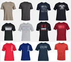 UNDER ARMOUR T SHIRTS MENS AUTHENTIC HEATGEAR TECH TEES TANK TOPS QUALITY NEW UA