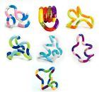 Genuine Tangle CLASSIC Junior Highly Tactile Fidget Stress Toy ASD Hand Therapy