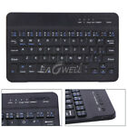 """US Wireless Bluetooth Virtual Keyboard For IOS Android Windows 7""""~8.5"""" Tablet PC"""