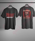 SLIPKNOT Knotfest Roadshow Tour 2019 - Gildan Black T-Shirt for Men All Size image