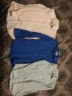 Lot Of 3 Mens Express 1MX Extra Slim Fit Shirts Size: Small