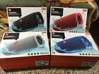 NEW!! JBL Charge 3 Waterproof Portable Rechargeable Bluetooth Speaker