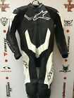 Alpinestars challenger V2 one piece race suit with hump uk 46 Euro 56