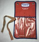 PROTO TOOLS ROLL UP POUCH No. 3400 G Set Kit No. 2412 *Pouch Only* U.S.A. Proto