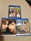 Bluray lot (Danish Girl, Theory of Everything, Horrible Bosses)