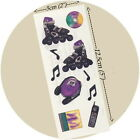 Creative Memories Studio Sticker Music Notes Instruments Media Devices CHOICE