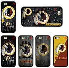 New Washington Redskins  Rubber Phone Cover Case For iPhone / Samsung / LG $10.46 USD on eBay