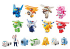 """Super Wings - Transform-a-Bots World Airport Crew   Collector Pack   15 Toy   2"""""""