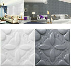Waterproof 3d Wall Sticker Self Adhesive Panel Home Decor Embossed Brick Decals