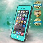 Effun iPhone 7 / iphone 8  Waterproof Case IP68 Shockproof Dirtproof Blue