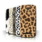 STUFF4 Phone Case/Back Cover for HTC Desire 500 /Fashion Animal Print Pattern
