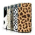STUFF4 Phone Case/Back Cover for HTC Desire 626 /Fashion Animal Print Pattern