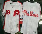 AARON NOLA GREG LUZINSKI FULL ZIPPER THROWBACK JERSEY PHILADELPHIA PHILLIES on Ebay