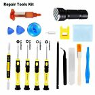 Repair Tools Kit  For Cell Phone iPhone Samsung Screen Glass Replacement Set