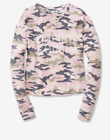 VICTORIA SECRET PINK SHIRTS AUTHENTIC LONG SLEEVE TEES CAMPUS LEGGING XS-XL NEW