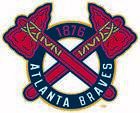 Atlanta Braves Throwback 1876 Logo Vinyl Decal / Sticker 5 sizes!! on Ebay