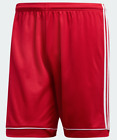 ADIDAS SHORTS MENS AUTHENTIC SIZE XS-5XL PICK TRAINING SOCCER CLIMALITE MORE NEW