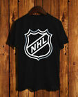 National Hockey League logo T-shirt Tee size S M L XL 2XL - 5XL $17.77 USD on eBay